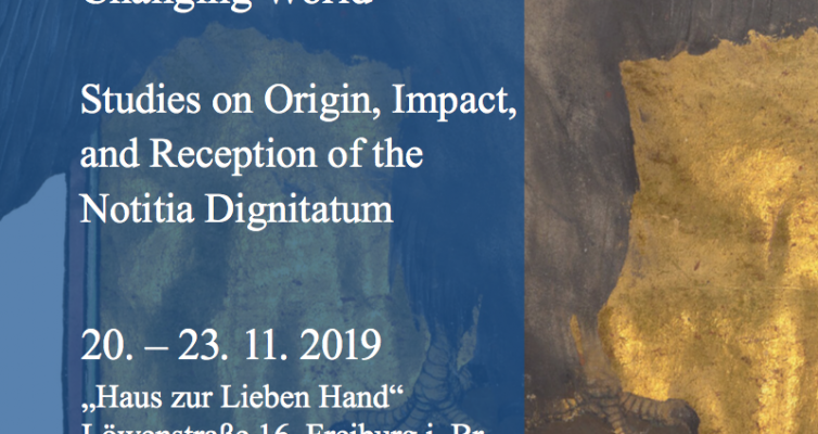 "Internationale Konferenz ""Notitia Dignitatum"""